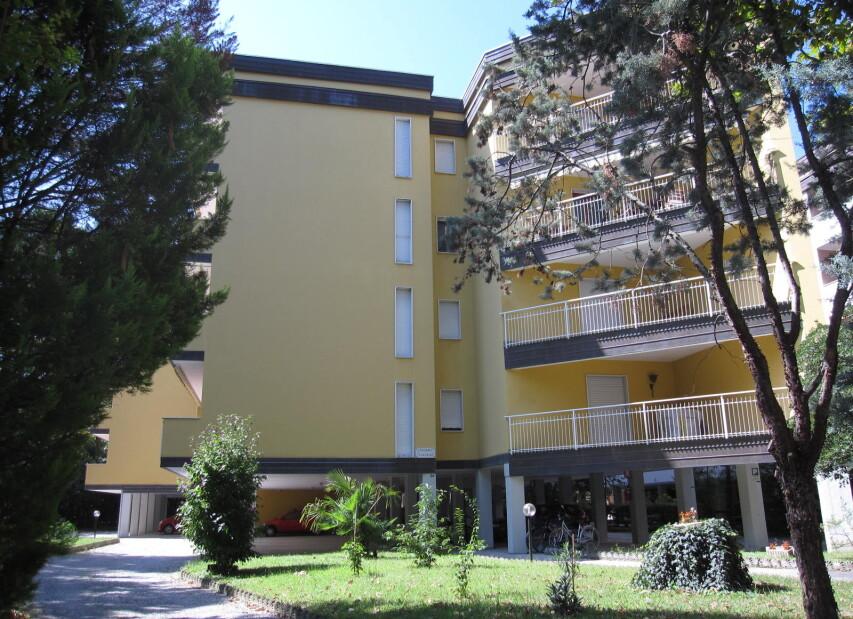 Apartmány Grado Pineta