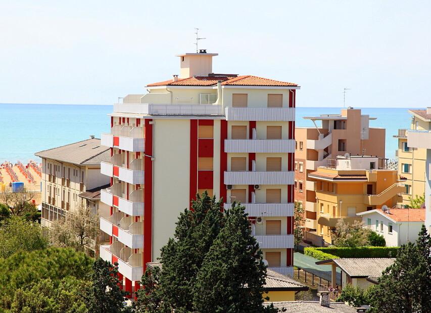 Bibione - Residence Teti