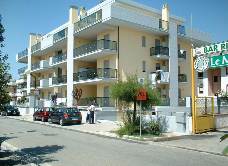 Residence Girasole - Martinsicuro
