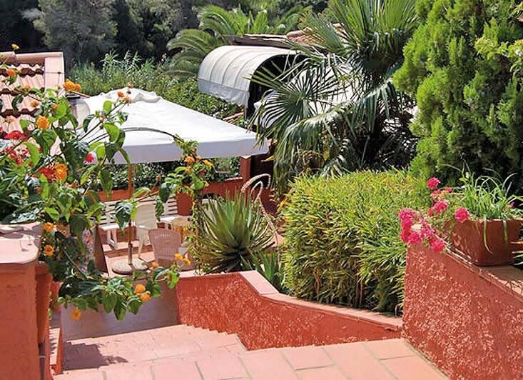 ostrov Elba - Residence Villa Franca