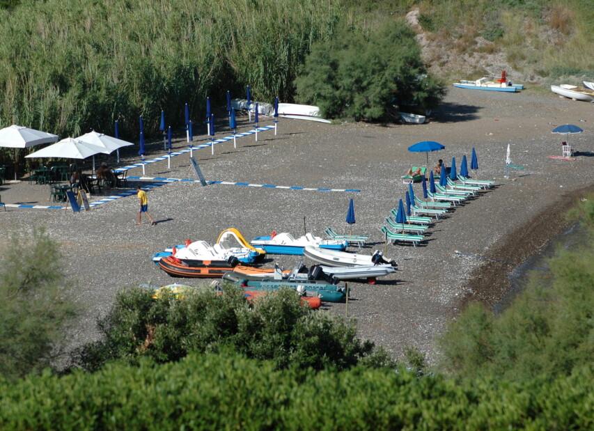 ostrov Elba - Villaggio camping Sole e Mare