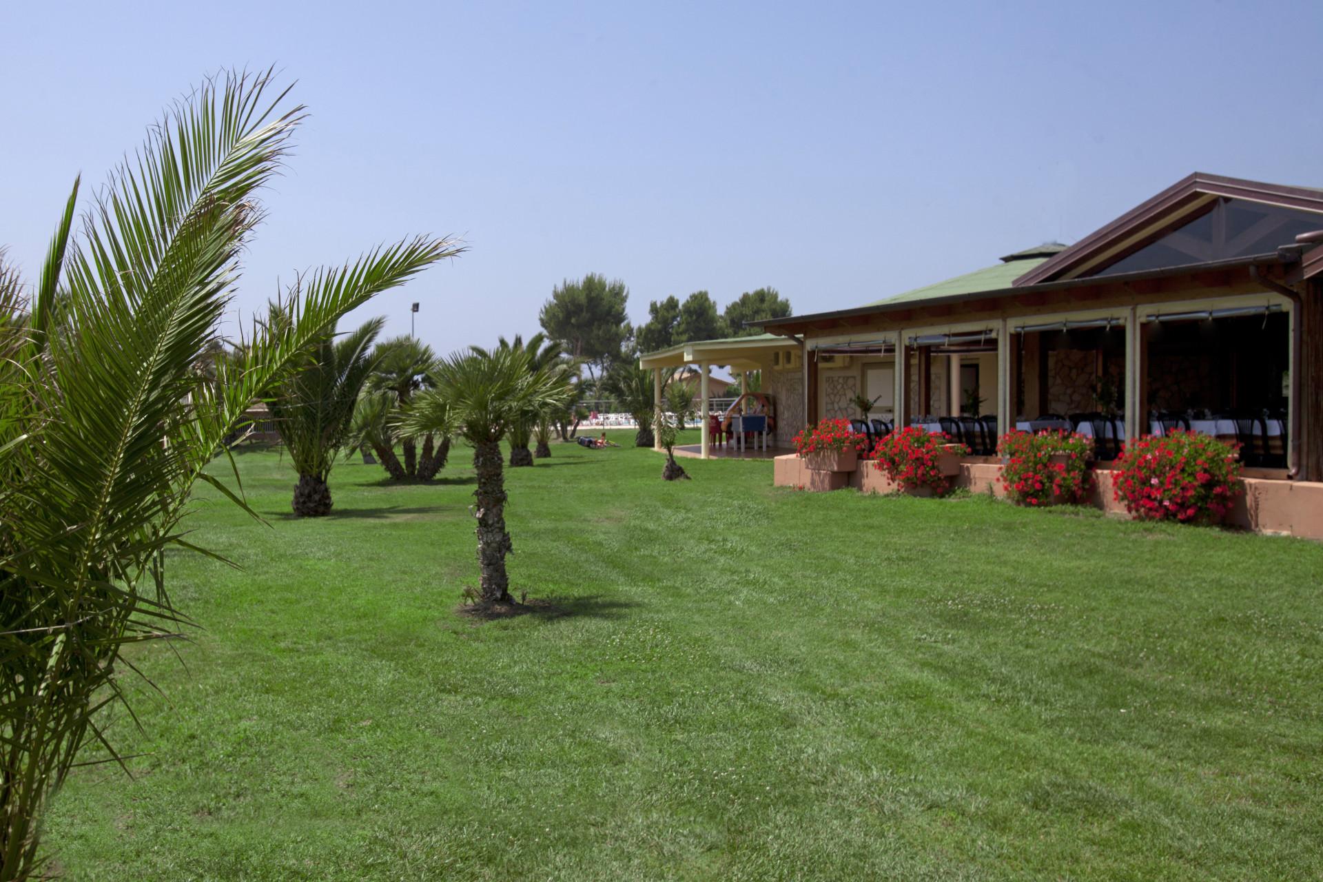 Camping village California - apartmány