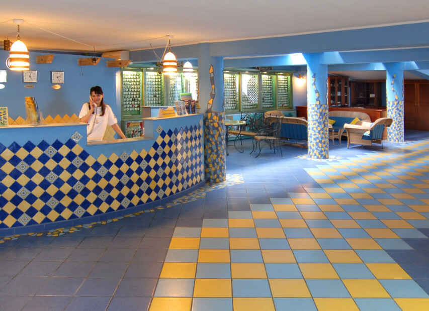 Residence Oasi Azzurra