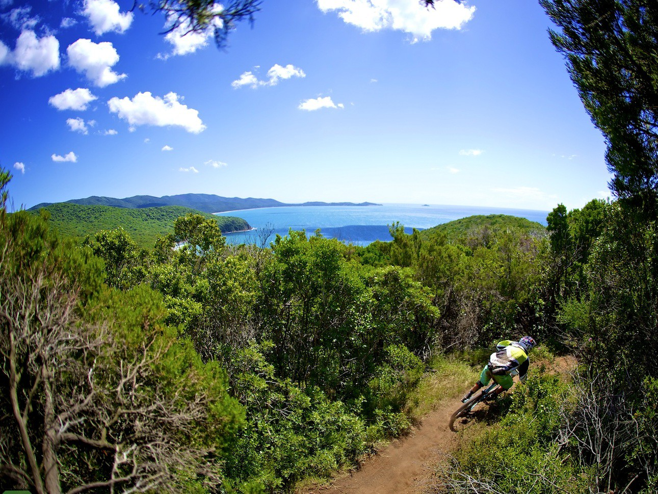 Punta Ala, ideální na trekking