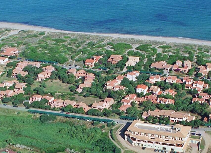 Badesi Mare, zde nebudete mít pocit přeplněných pláží