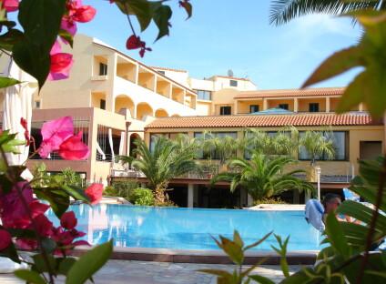 Hotel I Melograni****