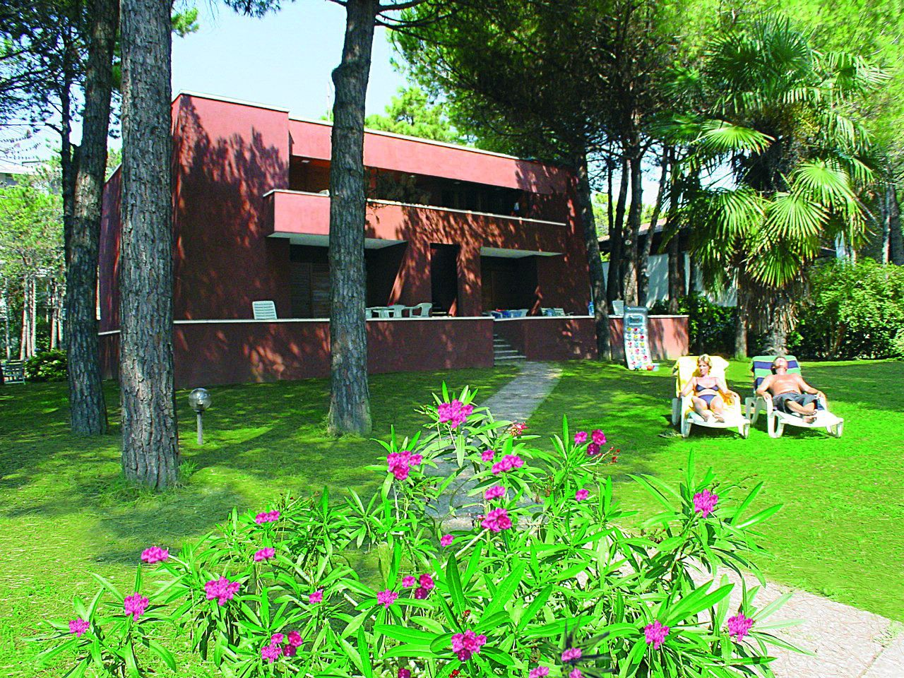 Villa Rossa - Lignano Riviera