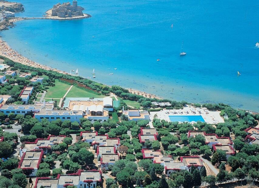 Villaggio Club Le Castella****