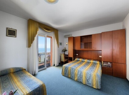 Hotel London - Apartment 2 s přímým výhledem