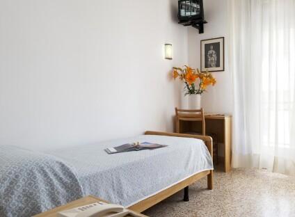 Hotel London - jednolůžkový pokoj