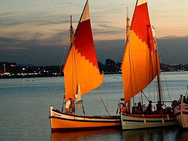 Cattolica, historická fregata