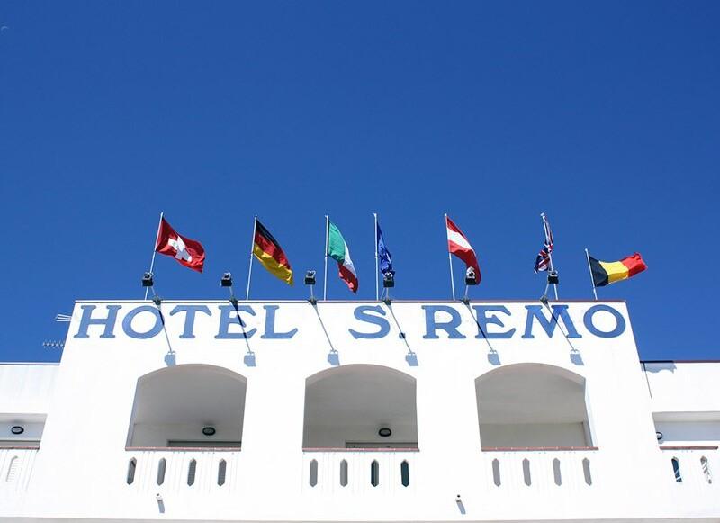Hotel San Remo - Martinsicuro, Villa-Rosa