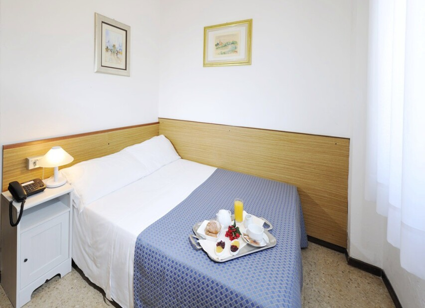 Hotel Palace**** Bibione Spiaggia - jednolůžkový pokoj Comfort