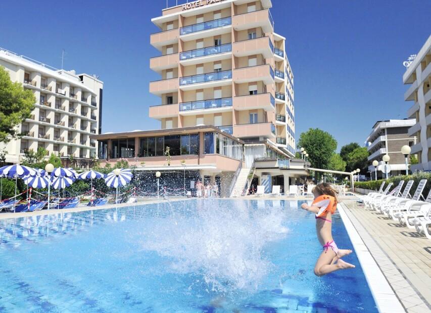 Hotel Palace**** Bibione Spiaggia