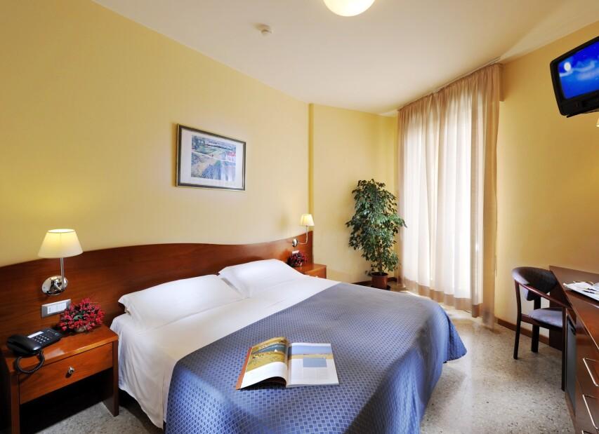 Hotel Palace**** Bibione Spiaggia - pokoj Standard