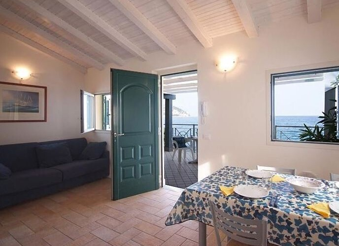 apartmán mono - residence Baia La Ruota