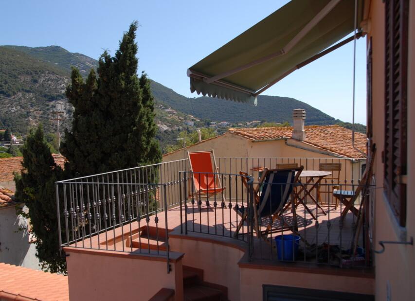 Elba - Apartmány Borgo Patresi