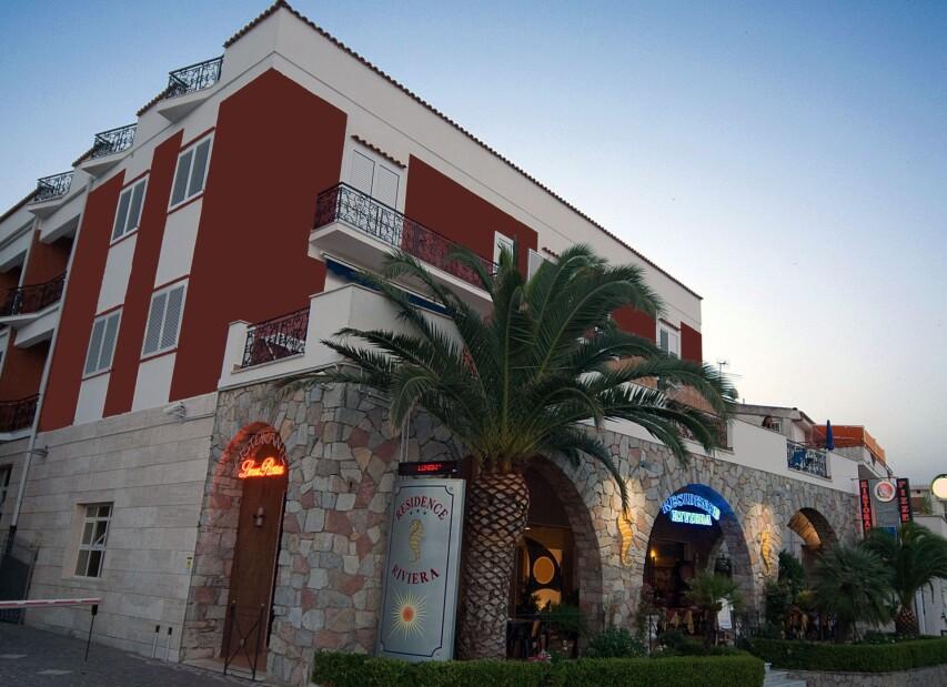 Residence Riviera - Palinuro