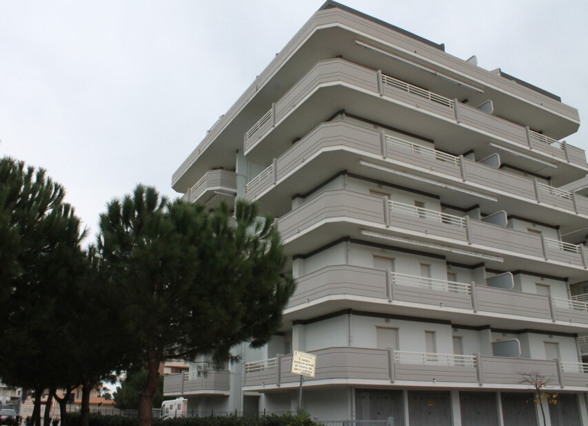 Residence Pompeo - Palmová riviéra, Alba Adriatica