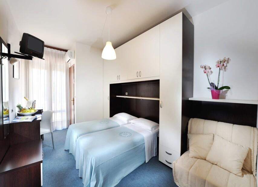 Hotel Danieli*** - pokoj Standard