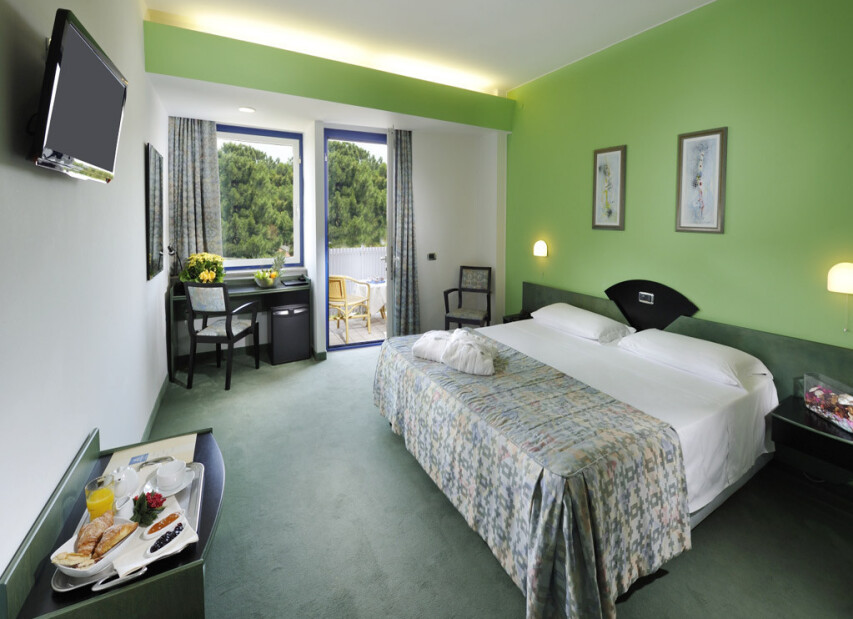 Hotel Medusa Splendid**** - Lignano Pineta