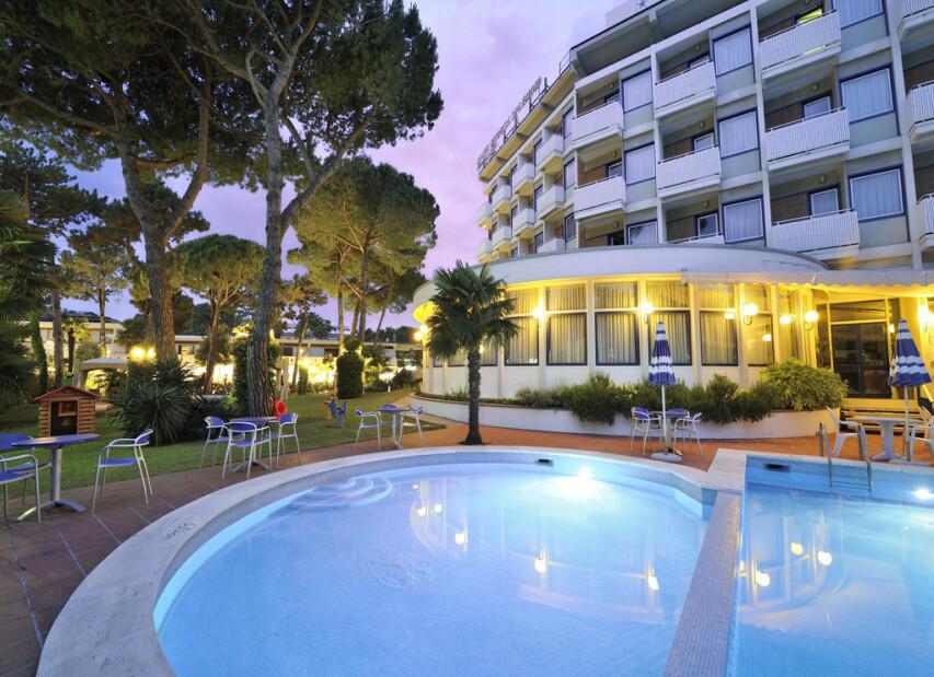 Hotel Medusa Splendid - Lignano Pineta