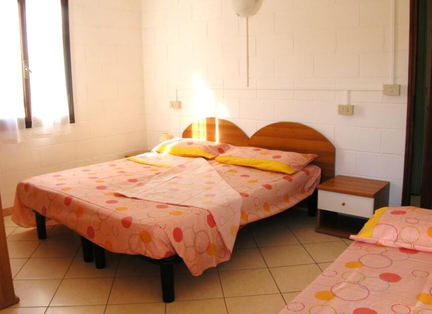 Apartmány Rosolina Mare Fontana
