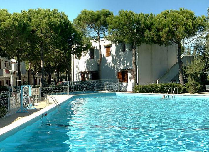 Apartmány Rosolina Mare s bazénem - Patio