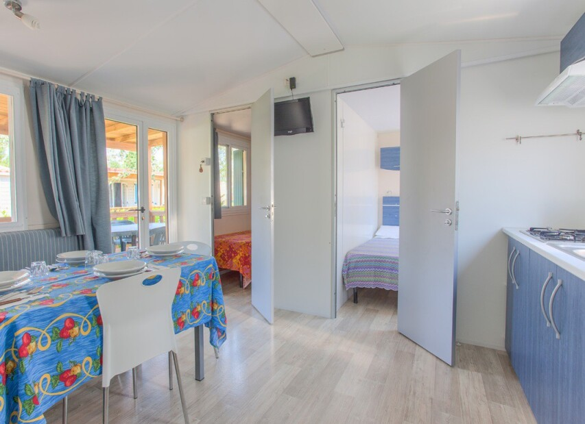 Villaggio Rosolina Mare Club - mobilhome 6