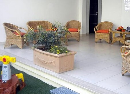 Residence Playa Martin - Martinsicuro, Palmová riviéra