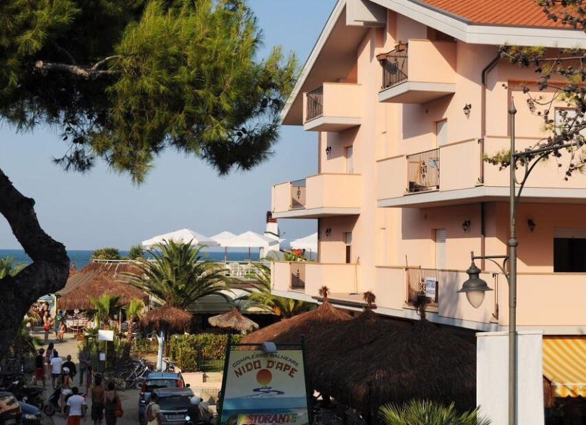 Apartmány moře - Silvi Marina