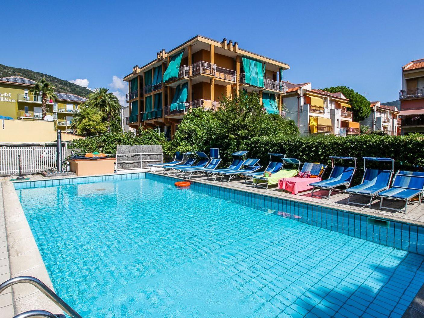 Hotel Minerva*** - Pietra Ligure
