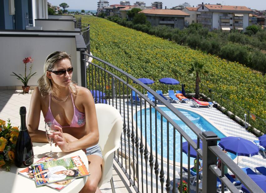 Residence Il Girasole 1 - Alba Adriatica
