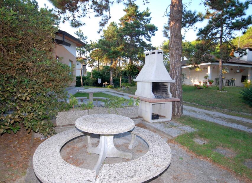 Villa Nelson a Ninoska - Lignano Pineta