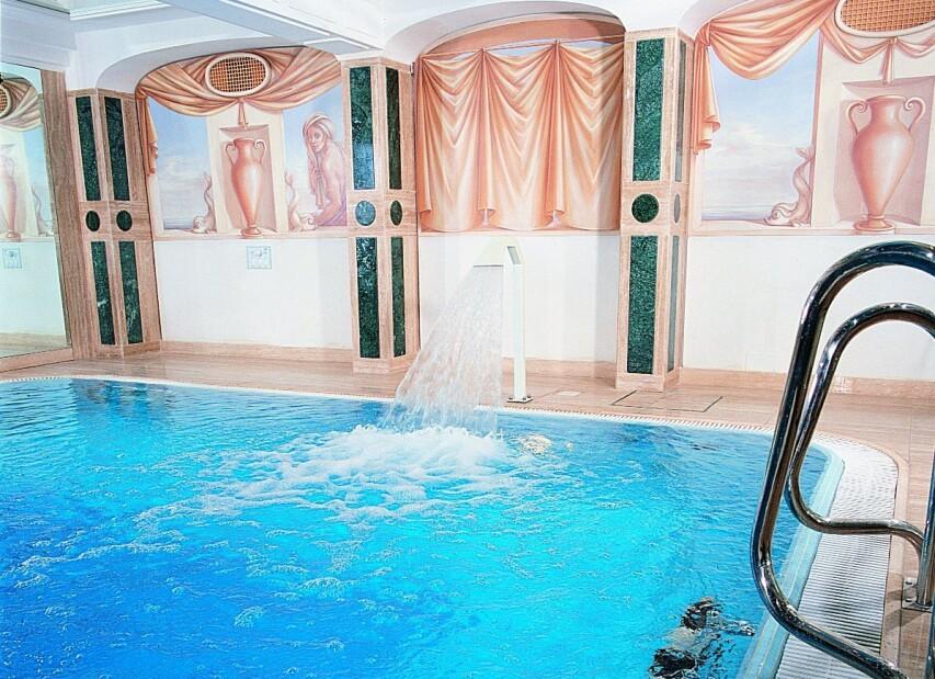 Grand Hotel Michelacci**** - beautyfarm