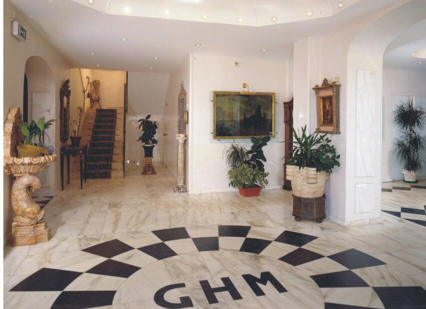 Grand Hotel Michelacci**** - lobby