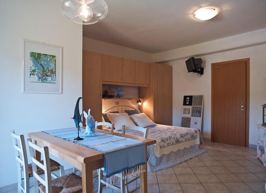 Residence Stella del Mare*** mono příklad