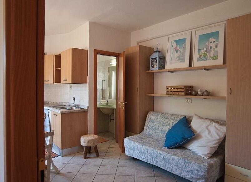 Residence Stella del Mare*** bilo příklad
