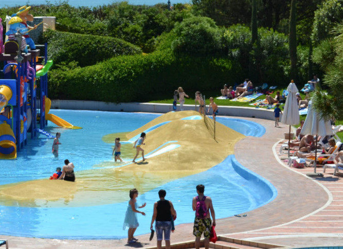 Camping Union Lido Park & Resort*****