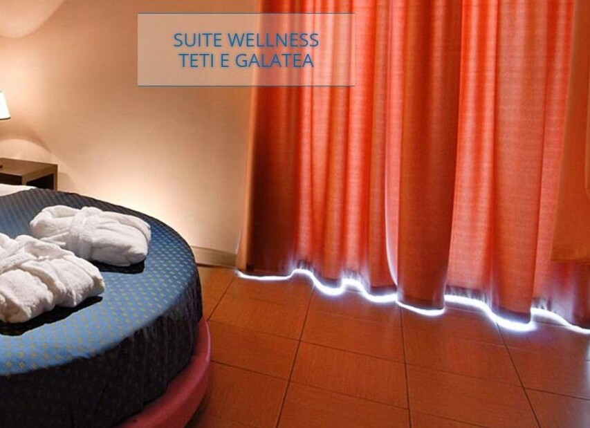 Grand Hotel Excelsior - Suite Wellness (Teti)