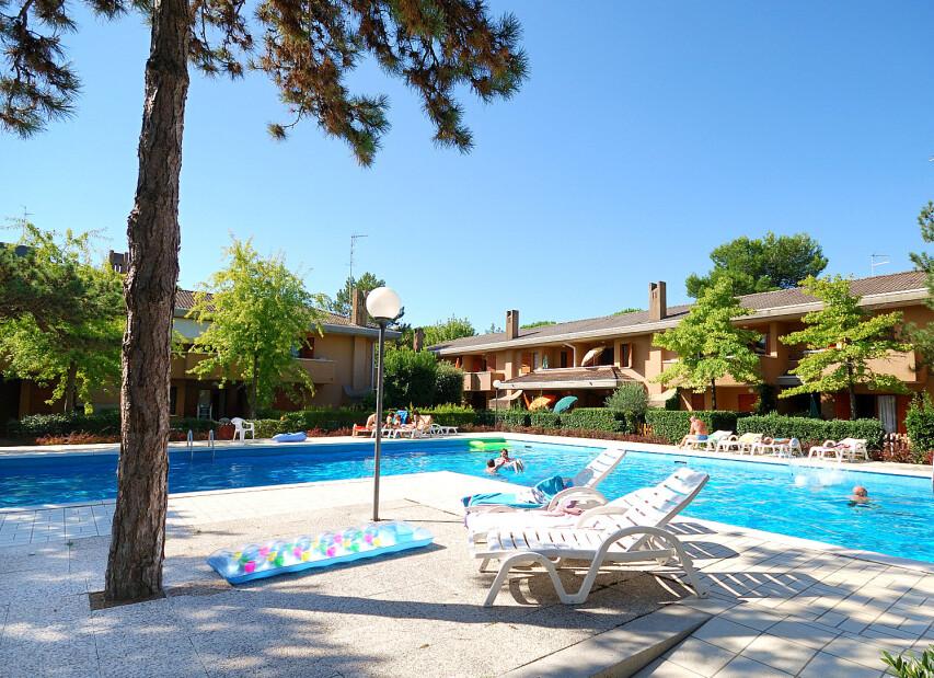 Neodkládejte výběr dovolené v Bibione