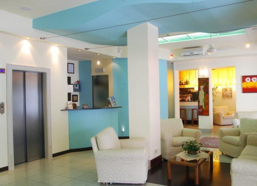 Residence Sea Resort - recepce