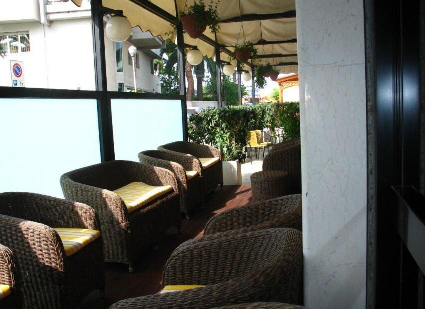Residence Sea Resort - veranda