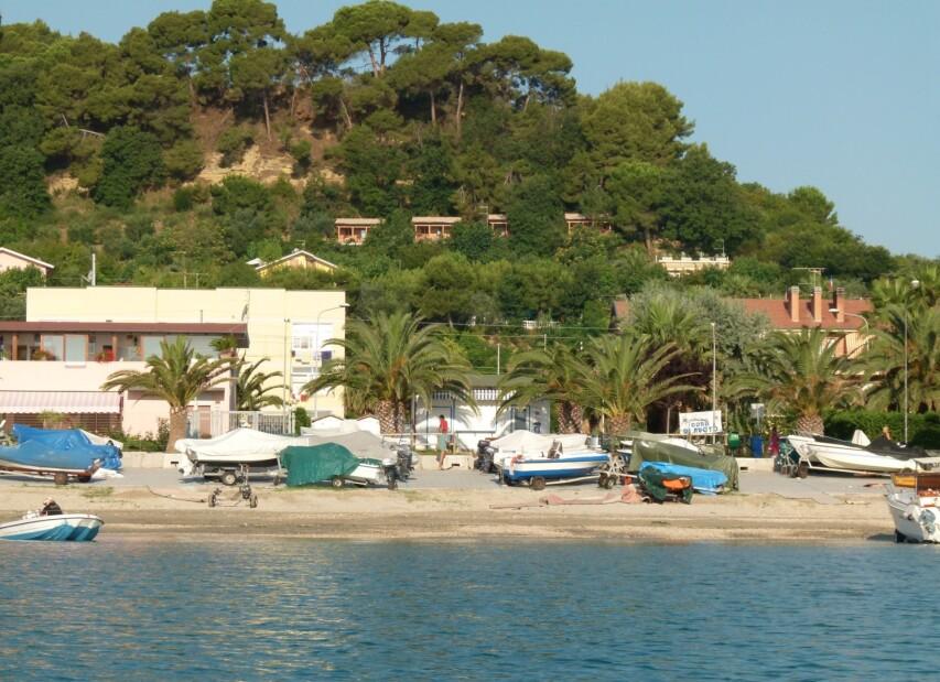Camping Terrazzo sul Mare - Cupra Marittima