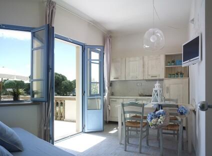 Apartmán Family Suite 3+2 příklad