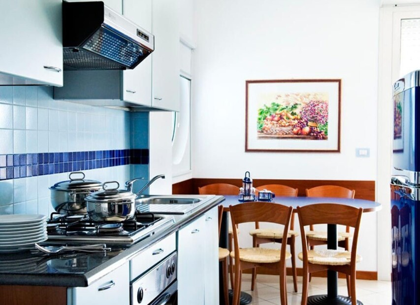 Residence Oltremare - trilo B5