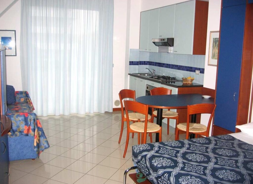 Residence Oltremare - mono A3