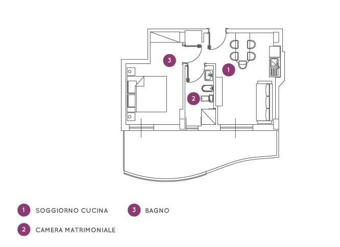 Residence Oltremare - bilo B4A