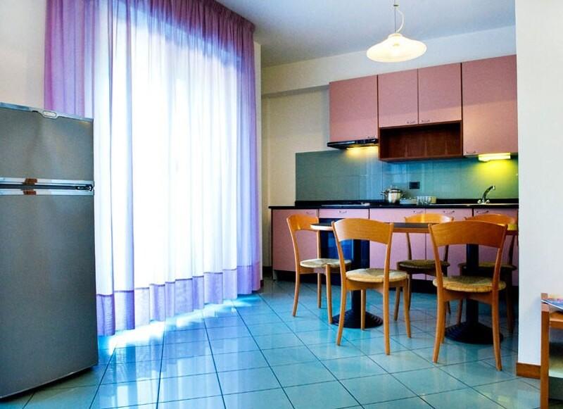 Residence Mediterraneo - trilo C6A