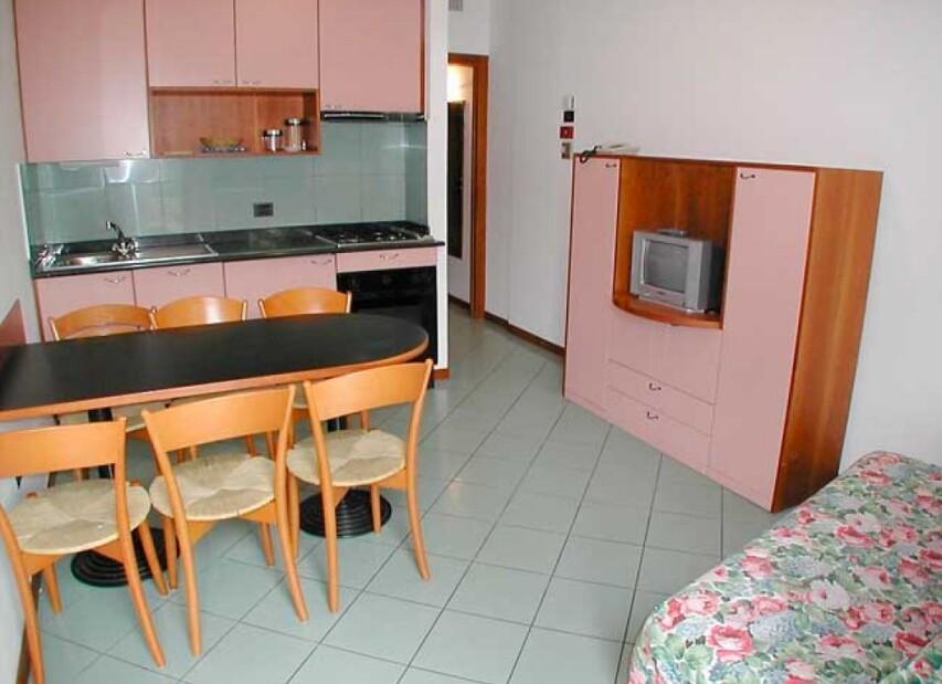 Residence Mediterraneo - trilo C6B